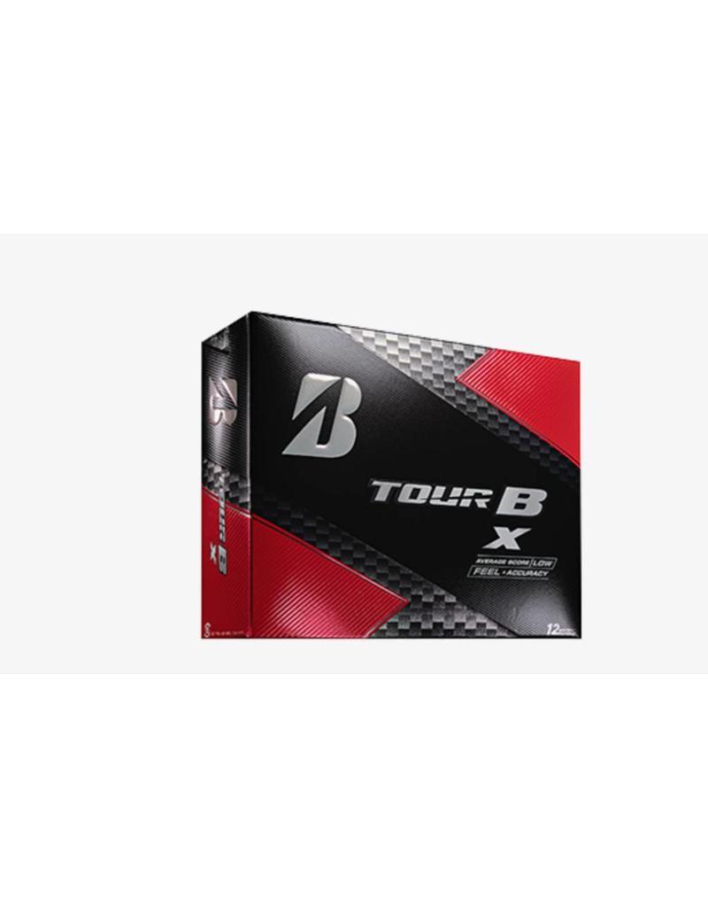 Bridgestone Bridgestone Tour B X White 1DZ Golf Balls