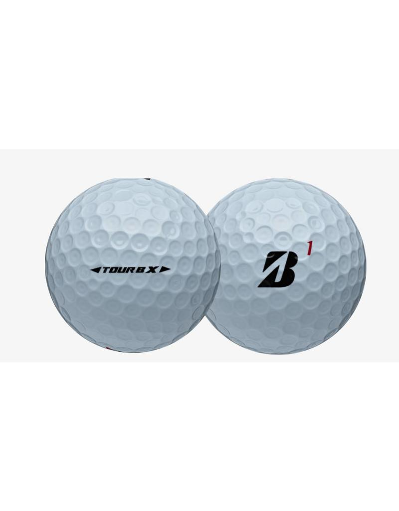 Bridgestone Bridgestone Tour B X White 1DZ Golf Balls