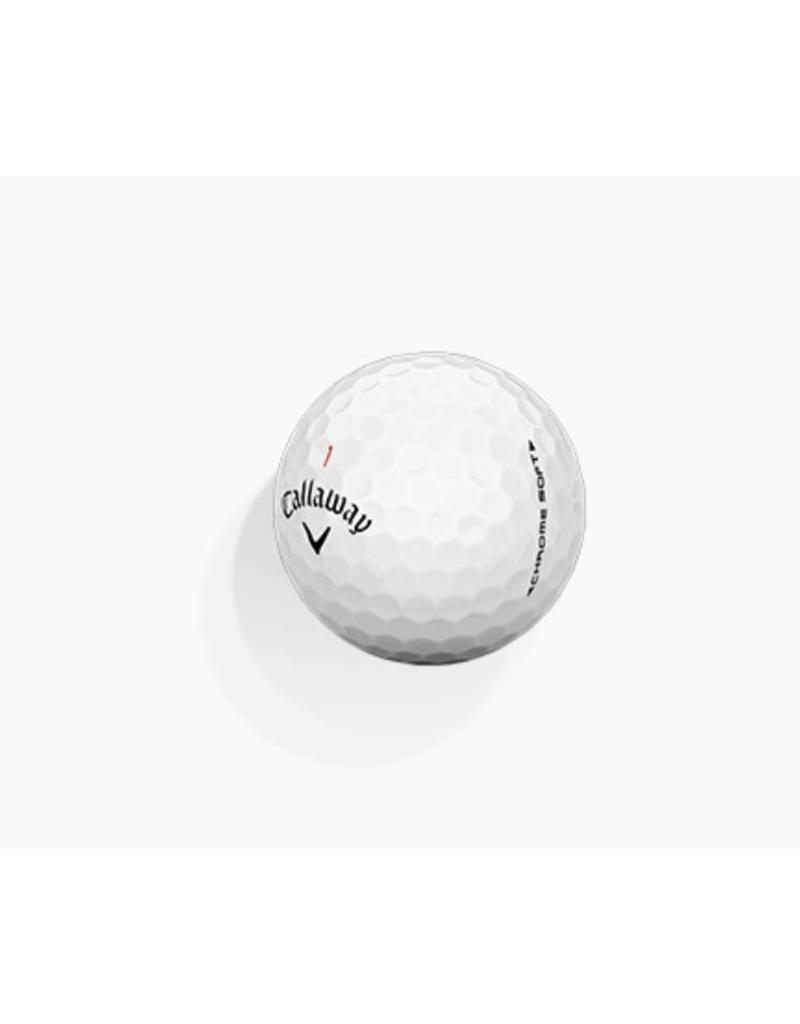 Callaway Callaway Chrome Soft 1DZ Golf Balls