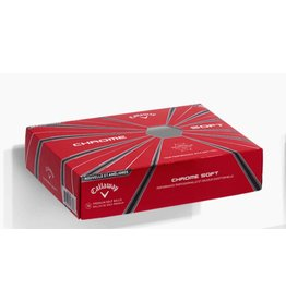 Callaway Callaway Chrome Soft 1DZ Golf Balls