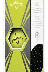 Callaway Callaway Superhot Bold 18 Yellow Golf Balls - 15pk