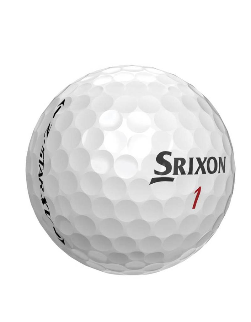 Cleveland/Srixon Srixon Z-Star XV Golf Balls White