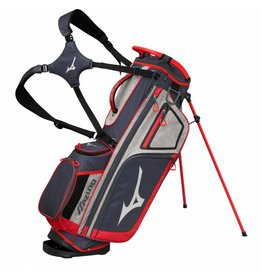Mizuno Mizuno BR-D4 Grey/Red Stand Bag