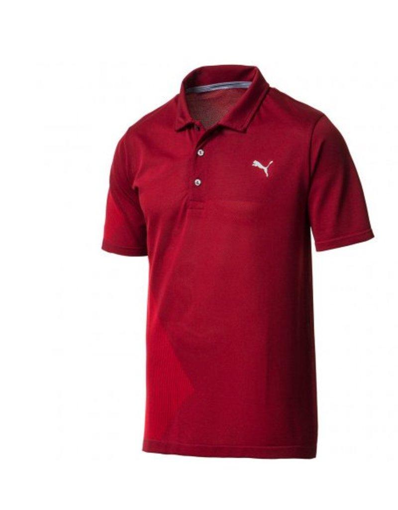 Puma Puma Men's EVOKNIT Dassler Golf Polo