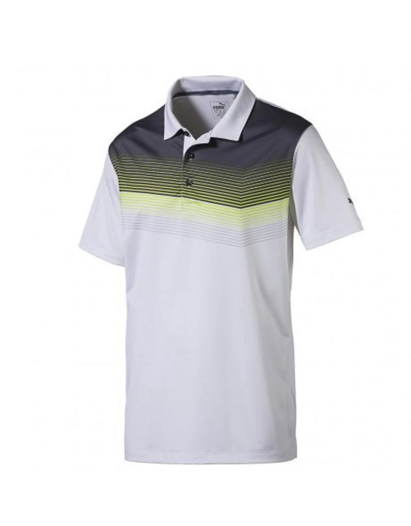 Puma Puma Road Map Golf Polo