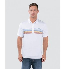 Travis Mathew Travis Mathew 3 Wolves Polo
