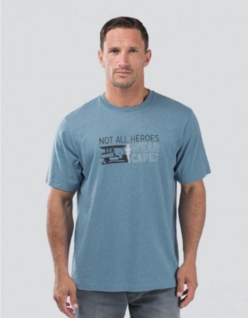 Travis Mathew Travis Mathew My Hero T-Shirt