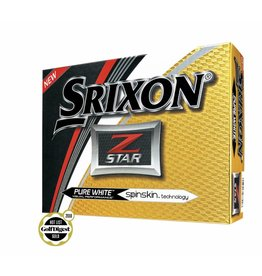 Cleveland/Srixon Srixon Z-Star Golf Balls 2 Colors Available!