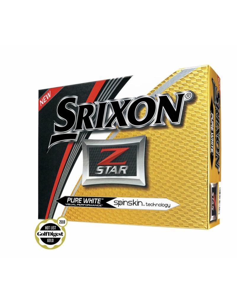 Cleveland/Srixon Srixon Z-Star Golf Balls 2 Colors Available!