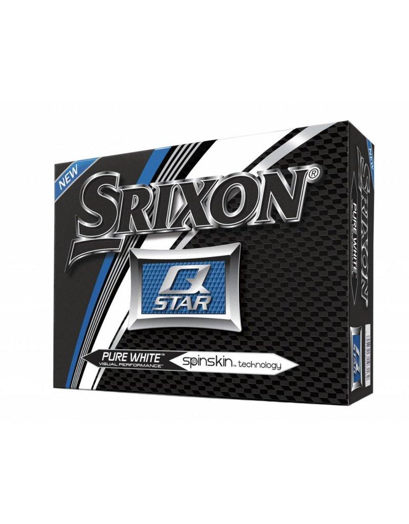 Cleveland/Srixon Srixon Q-Star Golf Balls 2 Colors Available!