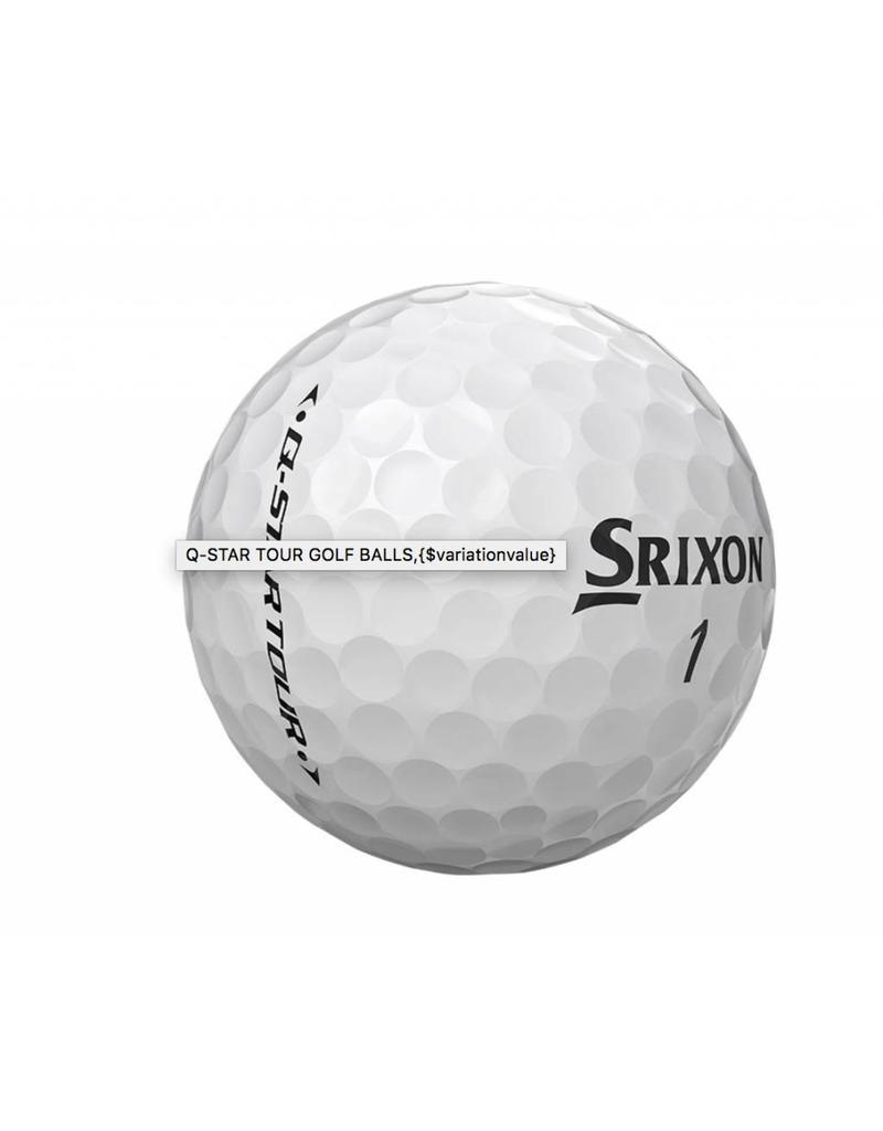 Cleveland/Srixon Srixon Q Star Tour 3 White Balls