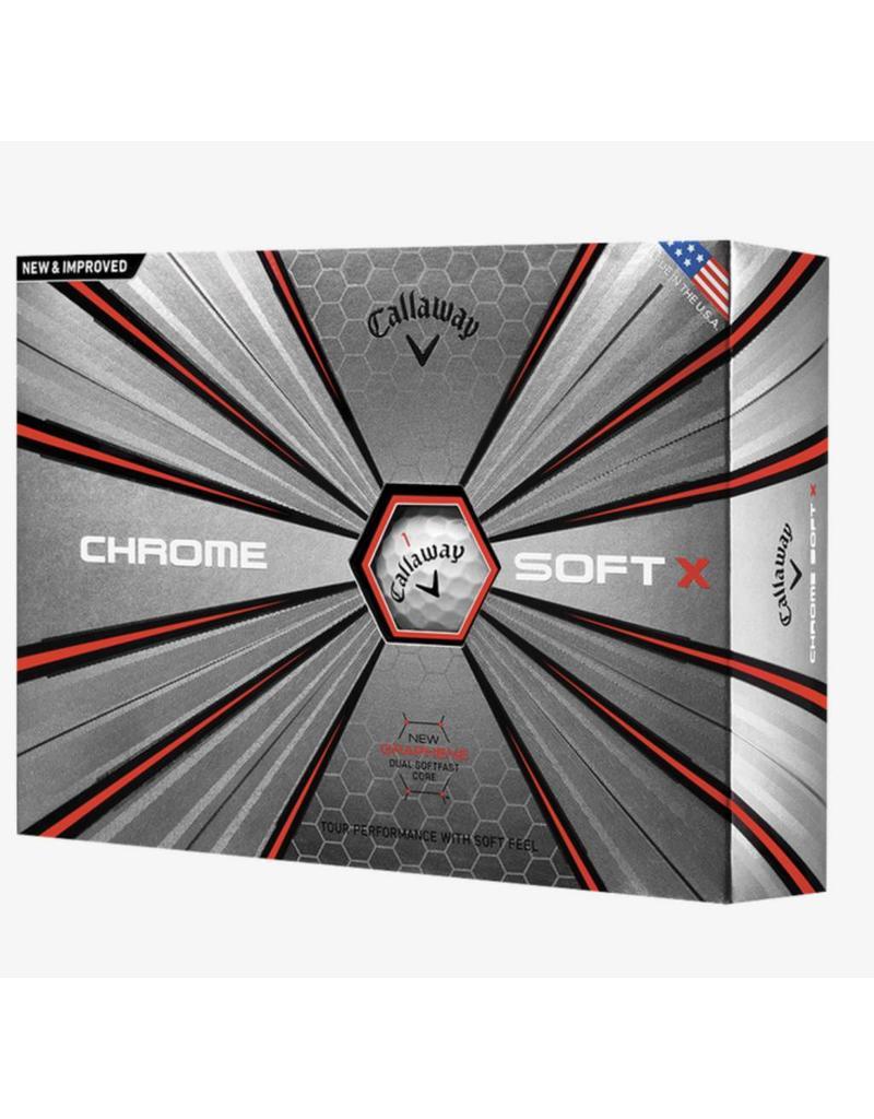 Callaway Callaway Chrome Soft X Golf Balls