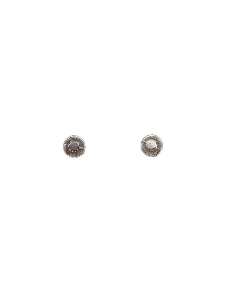 ++Nail Head Post Earrings