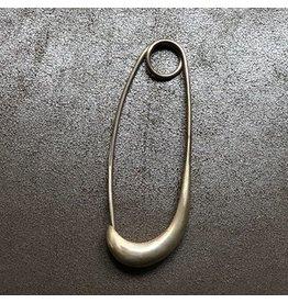 Christina Odegard Matin Fukku Pin in Silver