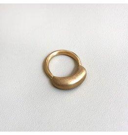 Christina Odegard Matin Épaisse Ring in 18K Gold