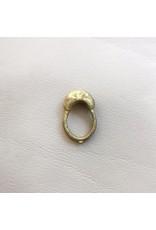 Christina Odegard Matin Épaisse Rough Ring in 18K Gold