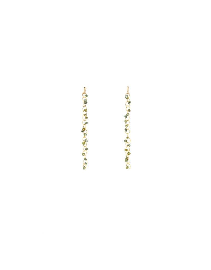 Link Diamond Earrings