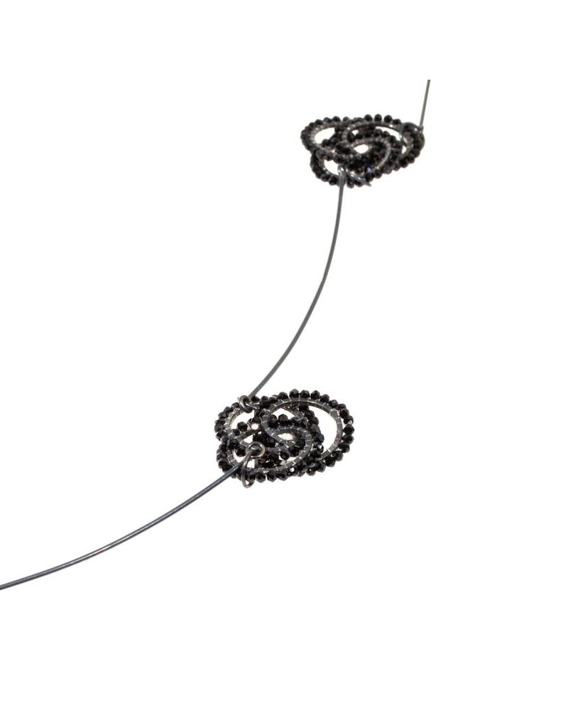 Spinel Chain Necklace