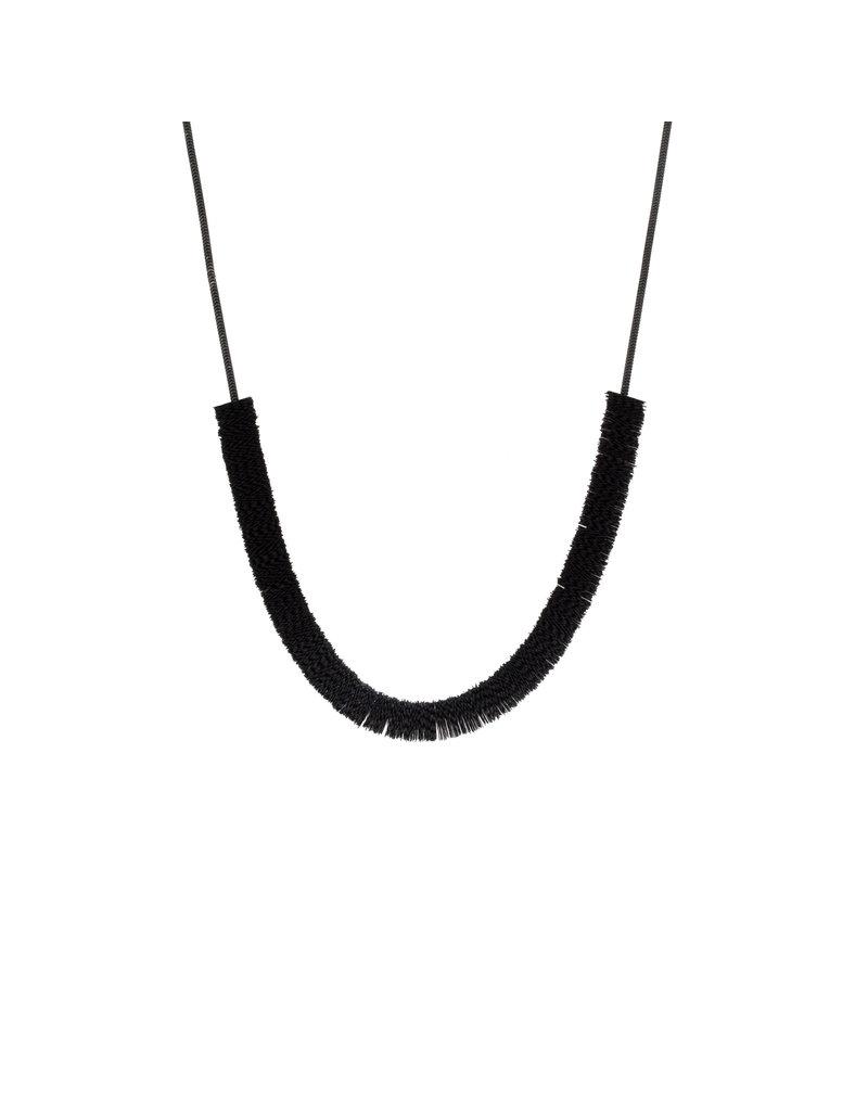 Morpheus Necklace in Black