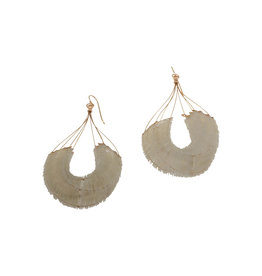 Amaru Loop Earrings