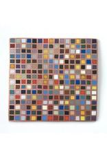 Dutch Still Life Enamel Mosaic