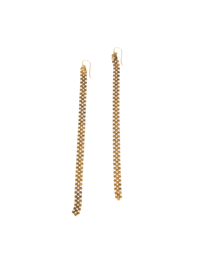 Maral Rapp Slim Shoulder Duster Earrings
