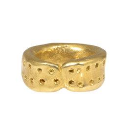 Burr Mark Ring
