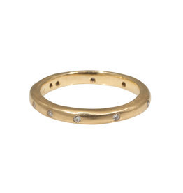 2.5mm Modeled Band 14k Yellow Gold