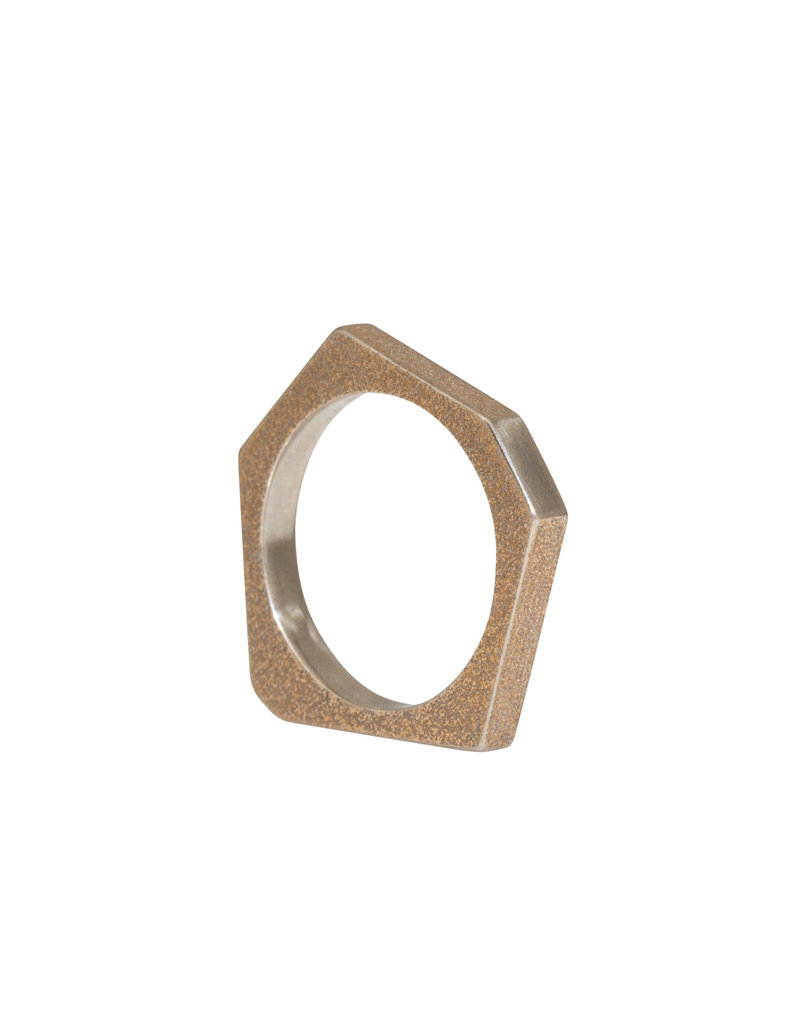 Angle Ring in Stainless Steel and Bronze