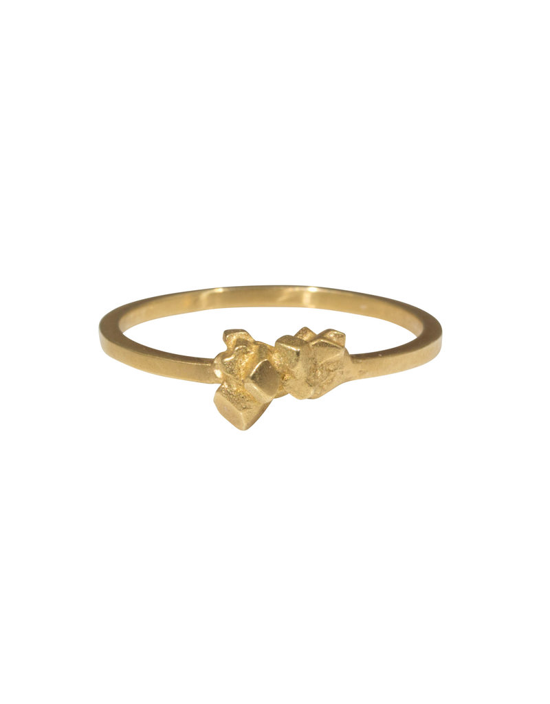 Sugar Babe Ring in 18k Gold