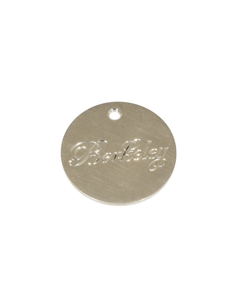 Engraved Dog Tag