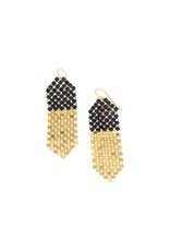 Maral Rapp Dipstick Mesh Earrings