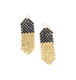 Maral Rapp Dipstick Mesh Earrings