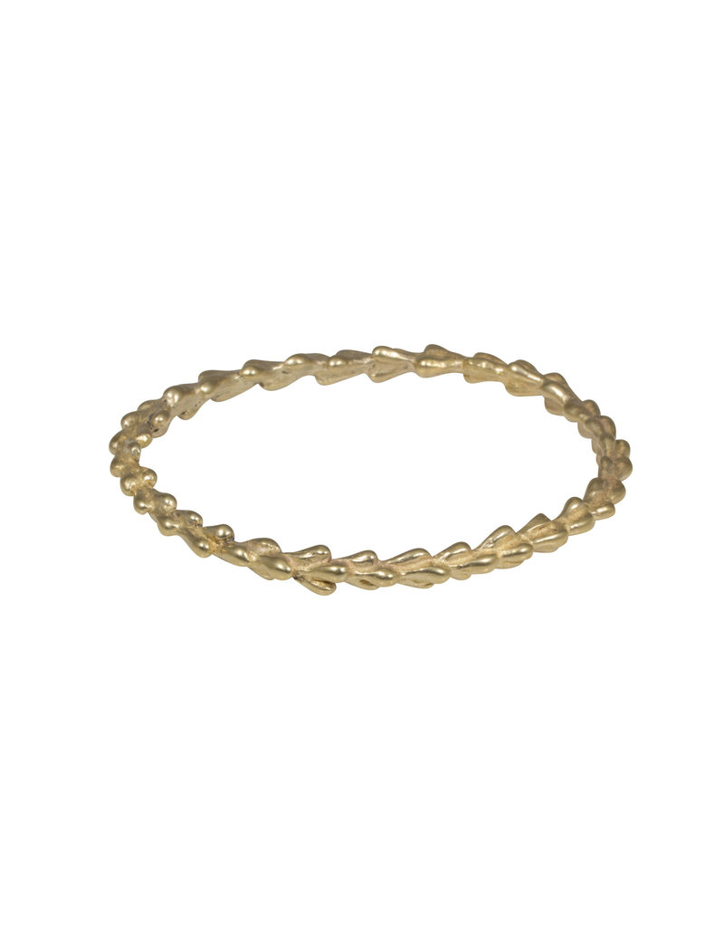 Willow Bangle in Brass