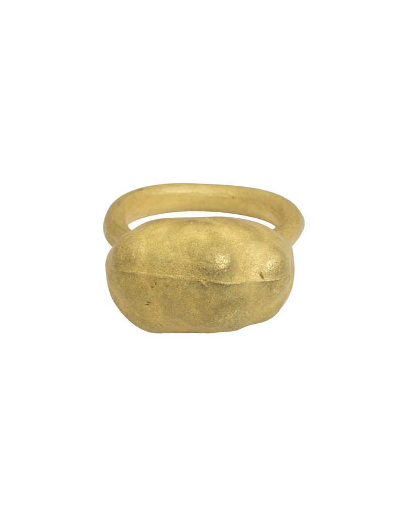Épaisse Germaine V Ring in 18k Yellow Gold