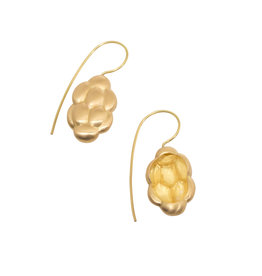 Germane Earrings in 18k Yellow Gold