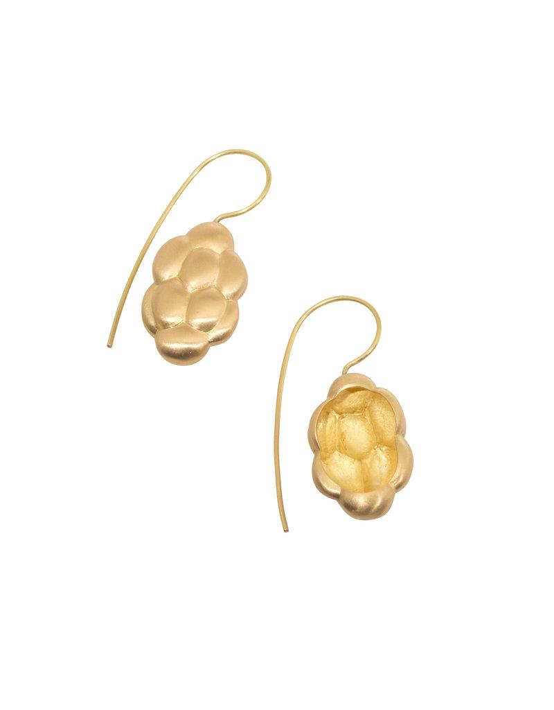 Germane Earrings in 18k Yellow Gold