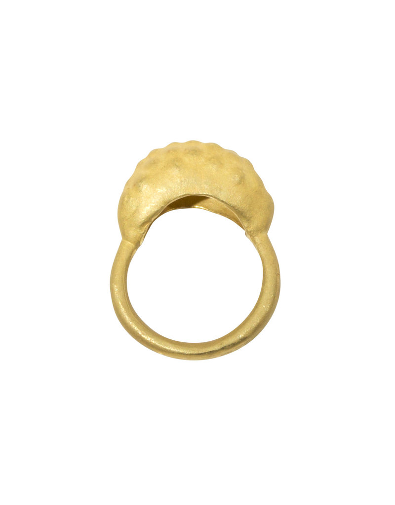 Épaisse Cluster Ring in 18k Yellow Gold