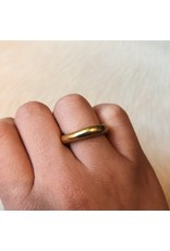Simple Organic Band in Brass