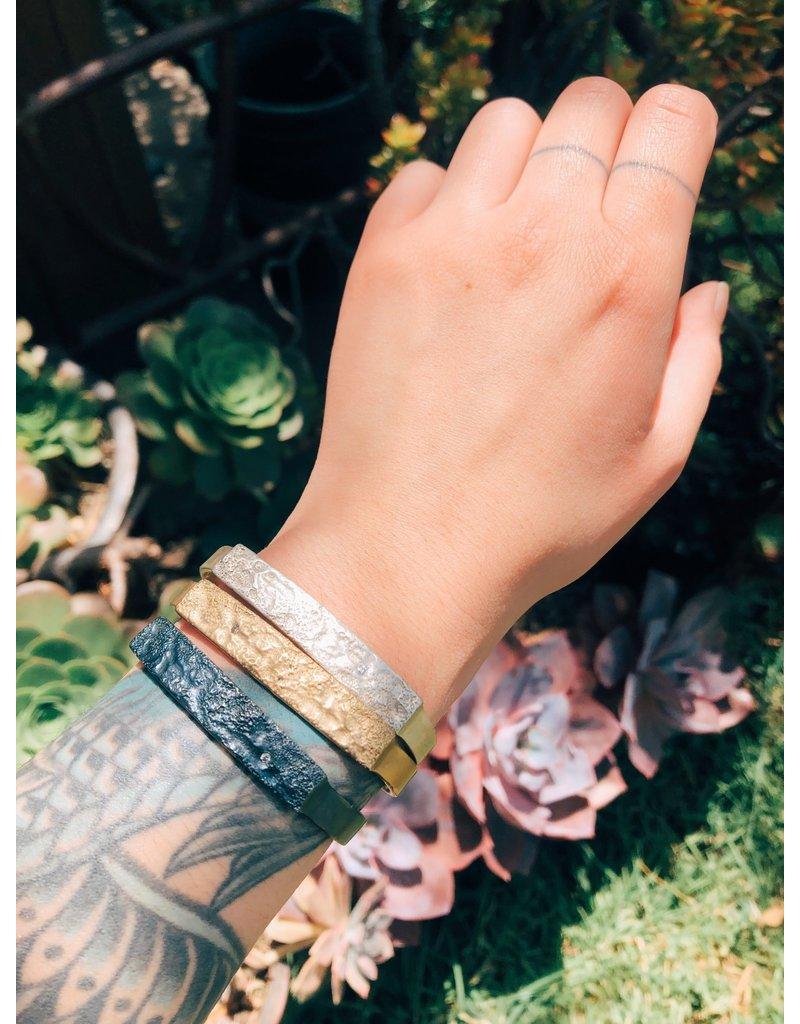 Topography Cuff Bracelet