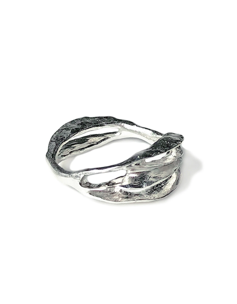Perspectives Ring in Silver