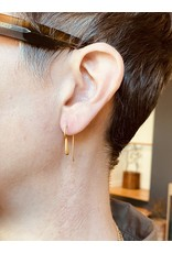 Doree Earrings in 18k Yellow Gold
