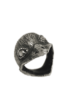 Alexis Pavlantos Bird Ring in Silver