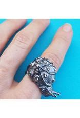 Manya & Roumen Snail Ring