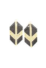 Maral Rapp Deco Glam Arrow Earrings