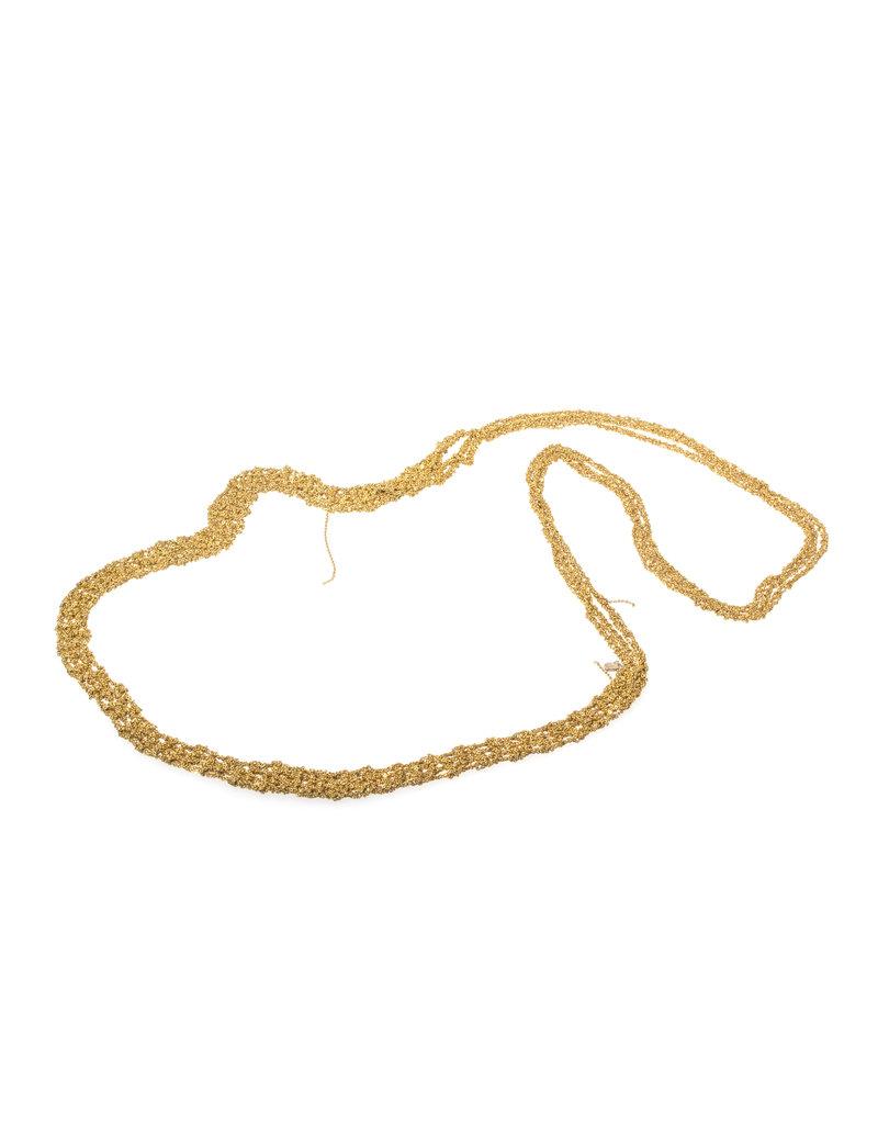 Slim Necklace in 18k Gold Vermeil