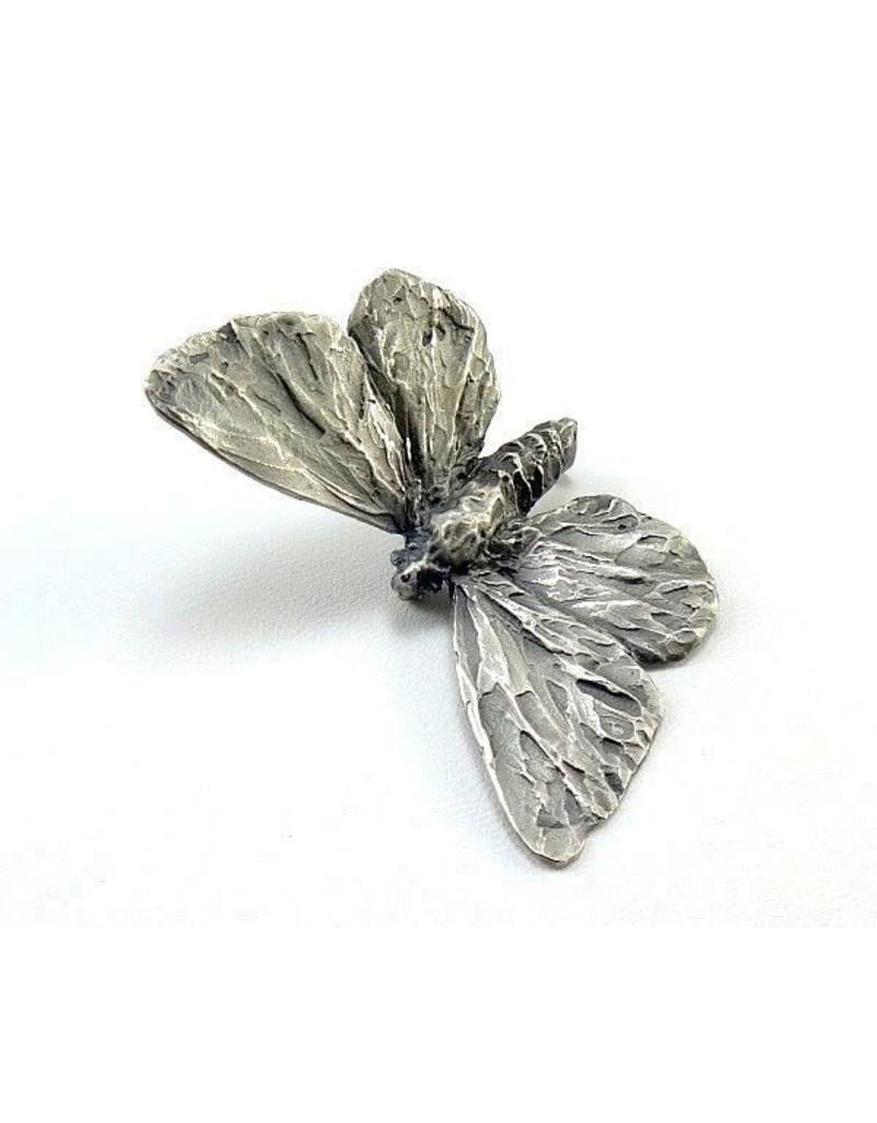 Adonis Butterfly Brooch
