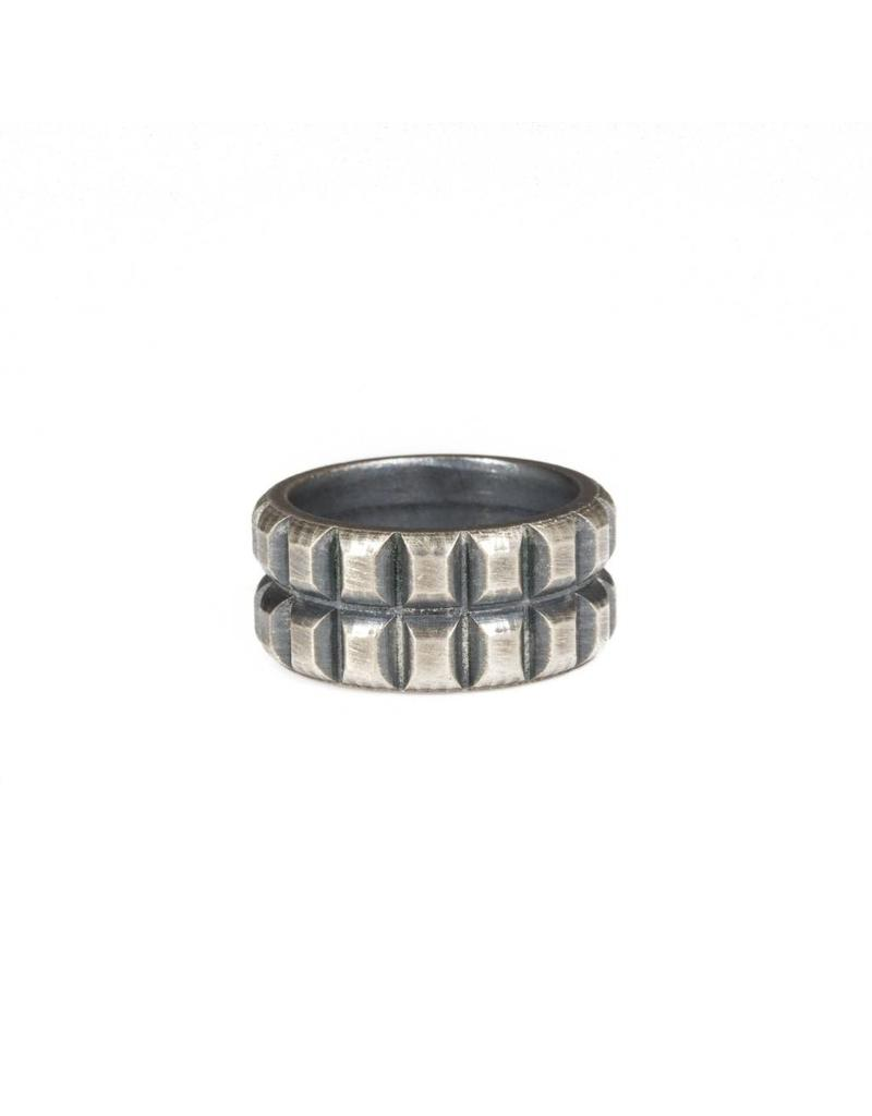 Tank Tread Pen Ring