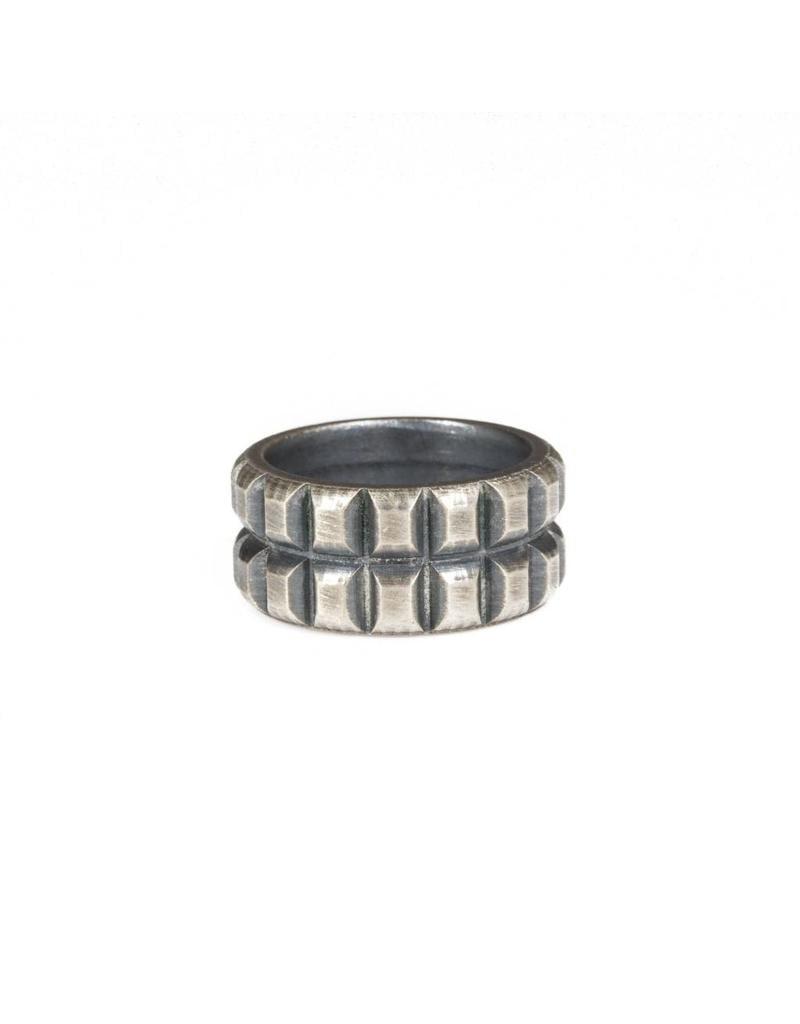 Tank Tread Pen Ring