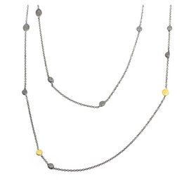 Long Koburi Chain Necklace